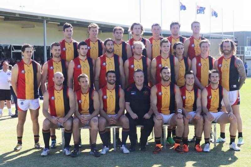 Anzac Day Team